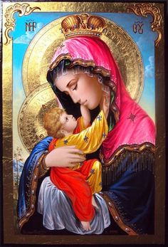 Mary & Child - truly magnificent....