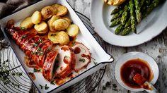 Dir kann es gar nicht scharf genug sein? Dann probier unbedingt unser Schweinefilet mit Chili-Bacon und einer original brasilianischen Churrasco-Sauce aus. Vorsicht Suchgefahr! #LoveAtFirstTaste https://youtu.be/xwx7NnPQ44U http://myflavour.knorr.com/de-DE/profiler