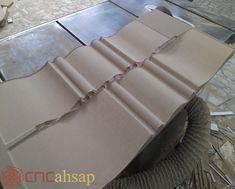Cnc Kesim Dekoratif Kapak İşleme | Cnc Cut Decorative Cover Processing Brick Cladding, Cnc, Model, Scale Model, Models, Template, Pattern, Mockup