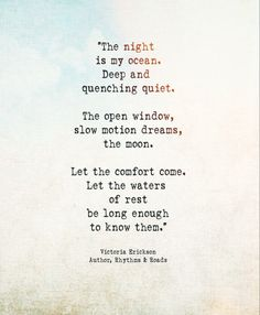 Victoria Erickson, Moon Dust, Open Window, English Words, Poetry, Composers, Let It Be, Night, Scientists