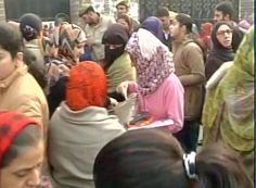 Srinagar: 10th class Board exams in Kashmir begin today.