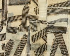 Scattered Rhythm II by Matthew Harris (mixed media on linen bound japanese paper… Textiles, Mark Making, Textile Artists, Les Oeuvres, Painting & Drawing, Fiber Art, Print Patterns, Art Drawings, Art Photography