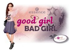 #Essence Good Girl Bad Girl Collection Winter 2014 #beautynews #beauty2014 #beautyproduct  #cosmetic2014 #cosmeticnews #makeup2014 #makeup   #beautyfall #fall2014 #Maquillage2014
