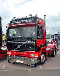 https://flic.kr/p/aCrPHt | VOLVO F16 - F16 PJC | Retro Truck Show 2011