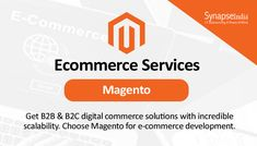 SynapseIndia is a Magento development company with certified Magento developers. Offers Magento customization, Magento design, Magento development and migration services. Hire our skilled Magento developers. Magento Design, Ecommerce Solutions, Platforms, Watch, Youtube, Clothing, Outfits, Clock, Bracelet Watch