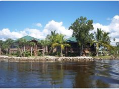 Great Fishing and Fishing Cabins in the Everglades.  Melinda Gunther Naples Realtor