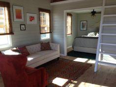 Kanga 16x26 tiny house - living room