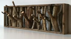 Coat check in style with this amazing branch coat rack that's sure to get your guests ooh-ing and ahh-ing.