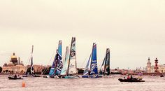 EXTREME SAILING SERIES, ACT 4