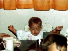 Baby Lisa Marie Elvis Presley Memories, Elvis Presley Priscilla, Elvis Presley Family, Elvis Presley Photos, Lisa Marie Presley, Family Photo Album, Family Photos, King Baby, Celebrity Kids