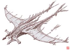 space aircraft carrier (Dagon) by min seub Jung on ArtStation. Cartoon Spaceship, Spaceship Art, Spaceship Design, Flying Ship, Alien Ship, Alien Races, Alien Worlds, Concept Ships, Alien Art