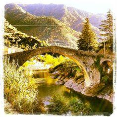 Ponte ROMANO di Badalucco