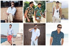 It's not as difficult as you may think to crack the code on being a stylish guy. Tune in to our tips on tropical dressing for men to ace your OOTD game. Beach Casual, Casual Fall, Vintage Hawaiian Shirts, Latest Fashion, Mens Fashion, Tropical Dress, Ootd, Shirt Outfit, Gentleman