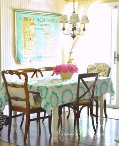 My summer home tour... - Jennifer Rizzo