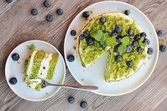 mechový dort/moss cake Moss Cake, Avocado Toast, Red Velvet, Breakfast, Diy, Crafts, Food, Morning Coffee, Manualidades