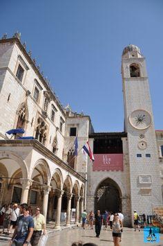 Orașul Dubrovnik din Croația e numit perla Dalmației  și e unul din cele mai minunate orașe medievale din Europa