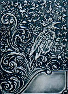 Spellbinders - M-Bossabilities Collection - Embossing Folders - Noble Rook