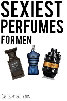 Stay updated on the best seductive men's fragrances with this top 10 list from the year 2019 and find out what ingredients create seductive scents! Best Perfume For Men, Best Fragrance For Men, Best Fragrances, Chanel Perfume, Perfume And Cologne, Men's Cologne, Ariana Perfume, Best Mens Cologne, Perfume Genius