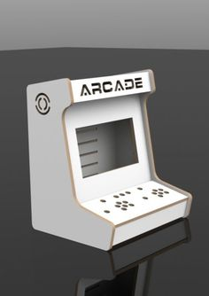 Welcome to Arcadeworx, where we make all things old, new again. Premium suppliers of flatpack Arcade Cabinets and completed Arcade Machines in Australia. Arcade Bartop, Arcade Machine, Cnc Machine, Diy Arcade Cabinet, Video Game Costumes, Got Wood, Cnc Projects, Electronics Projects, Retail Design