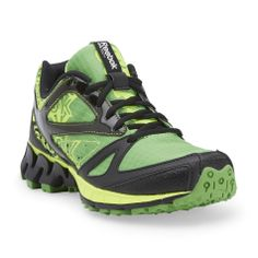 Reebok- -Boy's Zigkick Green/Black Running Shoes-Clothing, Shoes & Jewelry-Shoes-Baby & Kids Shoes-Kids' Shoes-Boys' Shoes-Boys' Sneakers
