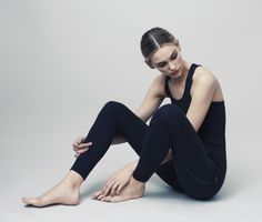Beyond Yoga for goop exclusive Lattice Trim Racerback Cami and Side Panel Legging | we love gp and goop