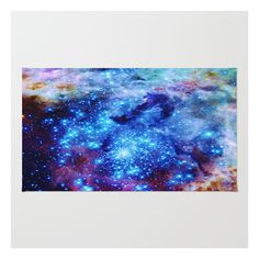 Galaxy Rug ($28) ❤ liked on Polyvore featuring home, rugs, woven area rugs, chevron rugs, non skid rugs, abstract area rugs and machine washable rugs