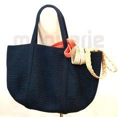 Fabric bag by Catarina Carvalho