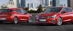 új Opel Astra