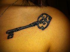 Tattoo Key