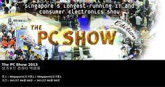 The PC Show 2013   싱가포르 컴퓨터 박람회