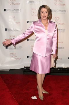 Nancy Pelosi Young | Nancy Pelosi Speaker of the House Rep. Nancy Pelosi (D-CA) attends the ... Nancy Pelosi Young, Women's Shooting, Ladies Lunch, Fancy Nancy, Ageless Beauty, Signature Look, Red Satin, In Pantyhose, Powerful Women