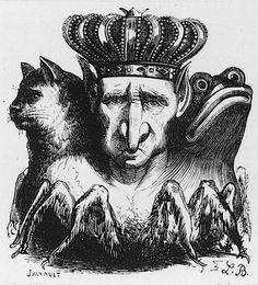 El Diccionario Infernal: uno de los catálogos de demonios más completos de la historia