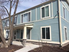We have just recently updated the exteriors of the Park Apartments property in Harrisonburg, VA. Lookin' good!