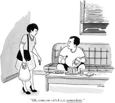Cartoons from the Issue of August 27th, 2012 : The New Yorker