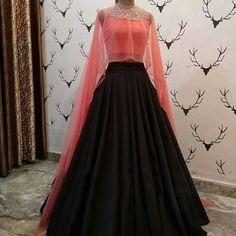 Apr 2020 - Buy New Latest Women (लहंगा) Lehenga Choli Designs 2020 Indian Wedding Gowns, Party Wear Indian Dresses, Indian Gowns Dresses, Indian Fashion Dresses, Dress Indian Style, Indian Designer Outfits, Indian Outfits, Designer Dresses, Dress Fashion