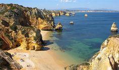 Praia da Ponta da Piedade-Algarve-Portugal