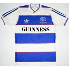Chelsea Football Shirts and Kit - to present - Classic Retro Vintage Football Shirts Chelsea Football Shirt, Chelsea Shirt, Classic Football Shirts, Vintage Football Shirts, Vintage Shirts, Team Shirts, Sports Shirts, Queens Park Rangers Fc, Football Kits
