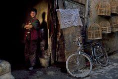 Steve Mc Curry's The World's Ride - Kabul, Afghanistan, 2003