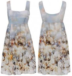 Paul Smith Dandelion Print Dress