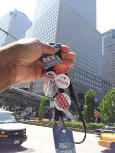 Terri Shaw went over to the World Financial Center in New York City with new ideas and cool new flair.
