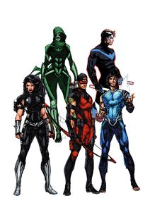 DC Shows Off New Rebirth Designs for Wally West, Donna Troy & More Titans Arte Dc Comics, Dc Comics Heroes, Dc Comics Characters, Dc Rebirth, Titans Rebirth, Wally West, Comic Manga, Anime Manga, Young Justice