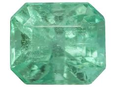 Colombian Emerald Min 1.50ct Mm Varies Emerald Cut