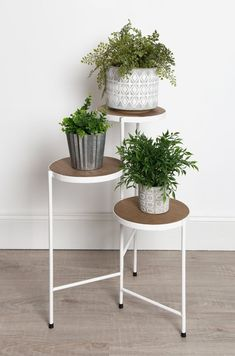 Mcaleer Fields Multi-Tiered Plant Stand