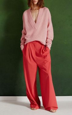 Get inspired and discover Tibi trunkshow! Shop the latest Tibi collection at Moda Operandi. Mode Outfits, Fashion Outfits, Womens Fashion, Cotton Shirt Dress, Looks Street Style, Fashion Colours, Fashion 2020, Pretty Outfits, Style Me