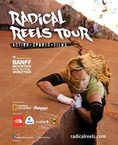 Radical Reels Tour 2014 action sports films coming to a theater near you