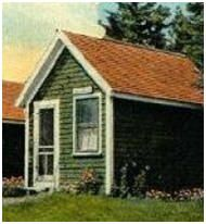 30 Free Cabin Plans - Want to get away from it all and relax your time away on the front porch of your own backroad cabin? Here's an inexpensive way to get started. Download any of more than two dozen complete sets of free blueprints. Handcraft your own cabin from step-by-step building guides. Or, create your own unique cabin design with inspiration, measured drawings and details from traditional country cabins. Photo: TownAndCountryPlans.com