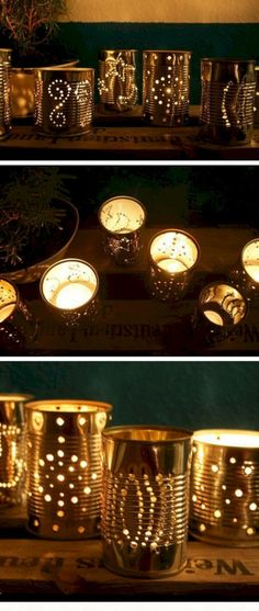 Diy Home Decor Candle Holders 1