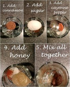DIY lip scrub plumper. You can also add olive oil #ingredients,  #fashion  #remedy -  recipe