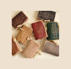 recycled book cover clutches