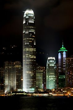 Rising to a height of 415 meters, the impressive Two IFC Tower was Hong Kong's tallest skyscraper until just recently and still features one of the most prominent landmarks along Hong Kong's skyline | 25 Travel Tips for Hong Kong